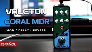 VALETON | Coral MDR - Review Sebastian Mora ►ESPAÑOL