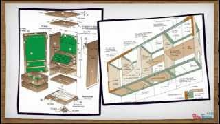How To Build A Shed - Plans, Blueprints, Instructions, Diagrams And More
