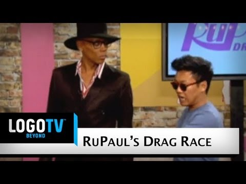 Rupauls Drag Race Reading Is Fundamental Season 2 Logo Tv