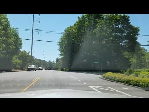 West Seattle, Washington - Delridge Way - Dash Cam