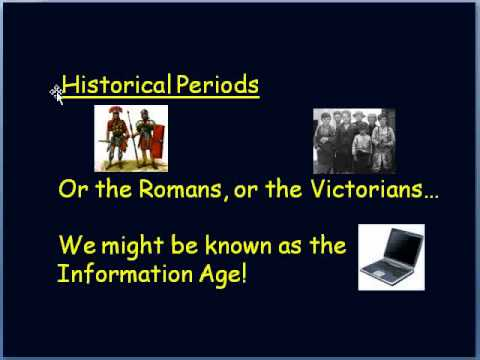 Key Historical Terms -  KS3 Core History Skills