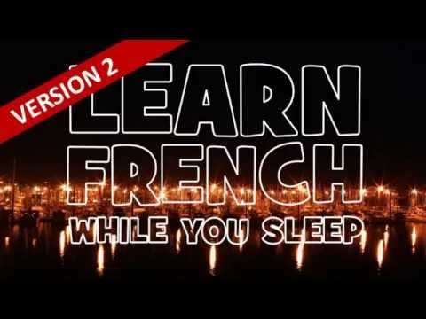 Learn French while you sleep (Version 2) # Night 1