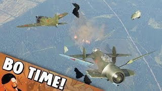 War Thunder - Fail Montage #69