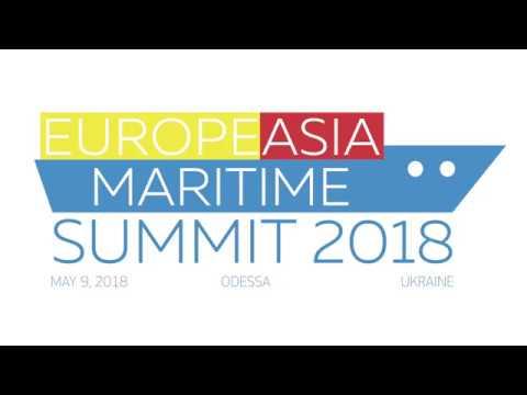 Europe-Asia Maritime Summit, Odessa 2018