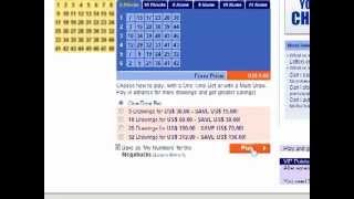 Buy Ca Lottery Tickets Online
