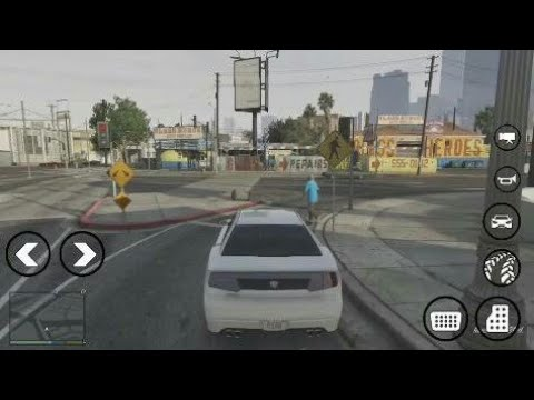 GTA5 VISA 2 GAMEPLAY ALL ANDROID DEVICE DOWNLOAD NOW