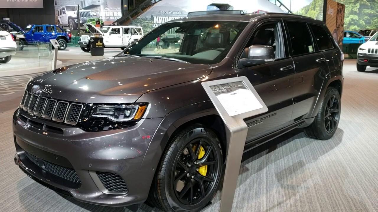 Jeep Srt Trackhawk 2019