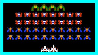 Galaga NES (50 Stages)