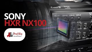 Sony HXR NX100 Function Video