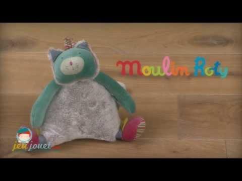 Le Chat musique Les Pachats de Moulin Roty