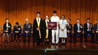 Publication Date: 2017-05-23 | Video Title: 2017 香島中學畢業典禮 薪火相傳儀式