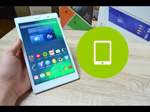 Sony Xperia Z3 Tablet Compact - Recenzja Test Review PL