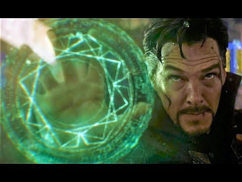 Dr.Strange - Battle with Kaecilius and Dormammu