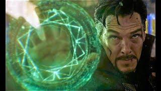 Dr.Strange - Battle with Kaecilius and Dormammu