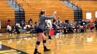 Volleyball (Girls): Liberty @ Freedom 09 11 2018