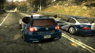Need for Speed: Most Wanted - Volkswagen Golf GTI Run