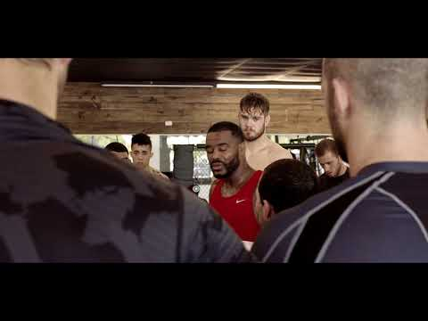 Rashad Evans gives young fighters some very real advice about WORK ETHIC