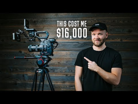 BUYING A $16,000 CINEMA CAMERA... HOW???