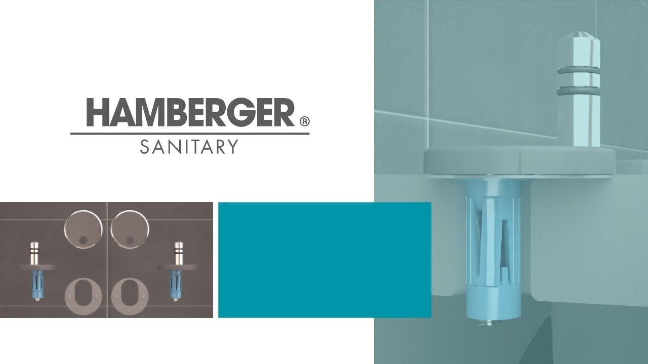 Hamberger WC-siège Era Softclose avec takeoff