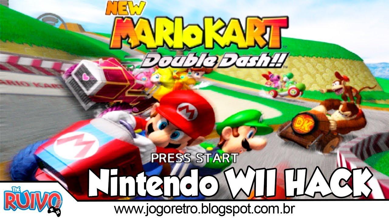 New Mario Kart Double Dash Wii Hack Download