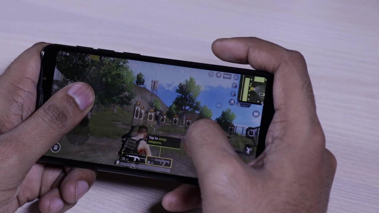 Lenovo K9 PUBG Mobile Gaming Review, GPU Performance Test