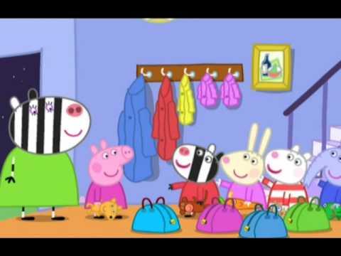 Peppa Pig   Pyjama   Soirée