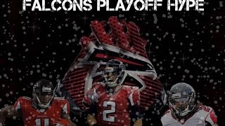 Falcons Playoff Hype
