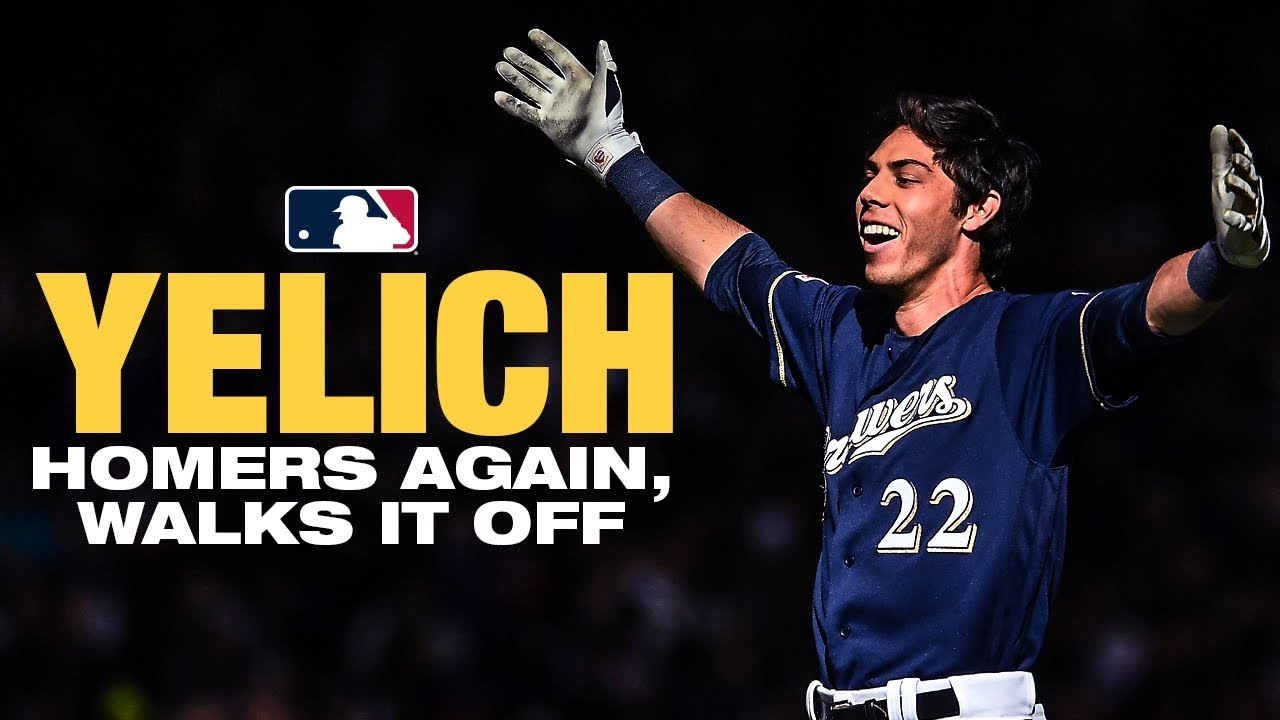 Christian Yelich has 7 homers in 5 games against the Cardinals