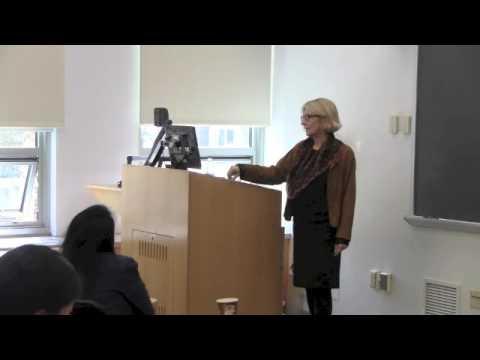 IEDP Lecture Series |  Saniye Gülser Corat