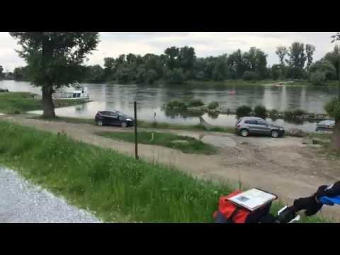 Donauradweg Mai 2014 Donaueschingen nach Passau