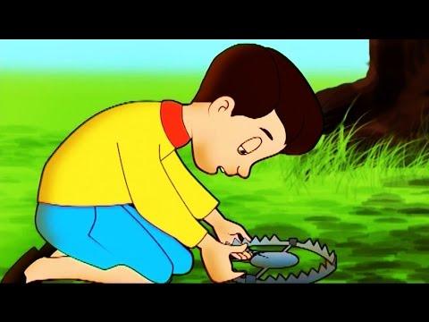പൂച്ചയ്ക്കൊരു കെണി   Malayalam Animation For Children   Cartoon For Children   Fanny Cartoon Video