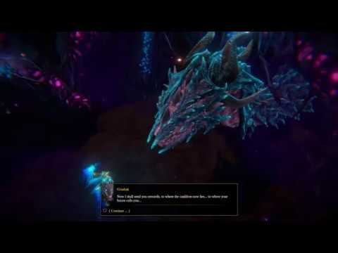 Shadows: Awakening - Graabak Boss Fight - Extreme Difficulty - No Puppet Deaths |