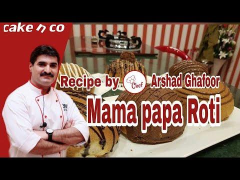 Mama Roti ( Coffee & Chocolate Buns )