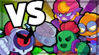 NANI vs SPIKE vs GENE vs CARL! | 15 Tests! | Olympics!