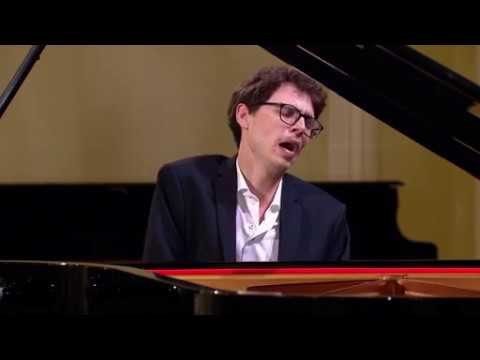 Lucas Debargue plays Medtner Sonata no. 1 in F Minor