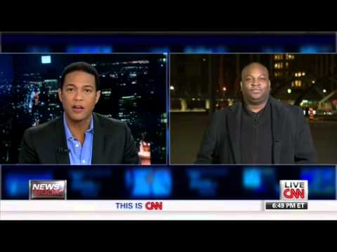 Don Lemon Takes on Black Writer for 'Why I Hate Being a Black Man' Column