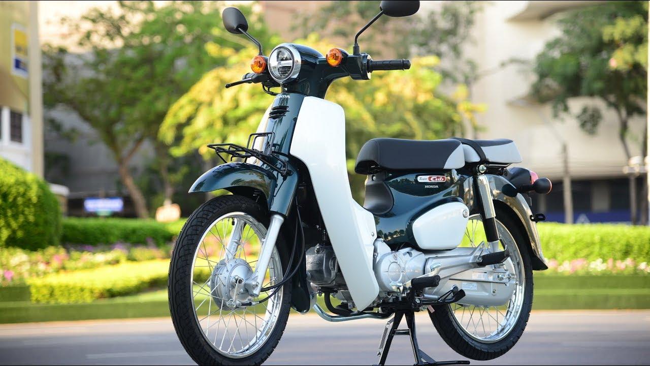 รีวิว 2018 Honda Super CUB C110 by MotoRival - YouTube