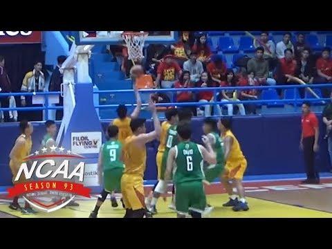NCAA 93 Juniors Finals Game 3   NCAA 93 Juniors Basketball