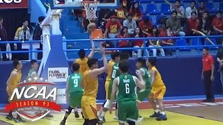 NCAA 93 Juniors Finals Game 3 | NCAA 93 Juniors Basketball