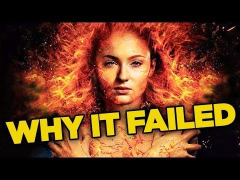 Why X-Men: Dark Phoenix Failed