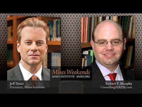 Bob Murphy: The Fed's Stock Market Casino
