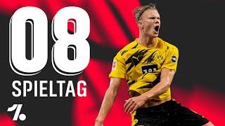 OneFootball Bundesliga Rückblick 8. Spieltag! Wo geKobelt wird fallen Tore!