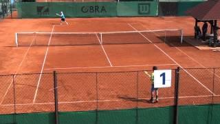 tenniseurope nini dica lukas jirousek u12 rakovnik 2013