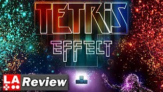 Tetris Effect Review | PS4 & PSVR (Video Game Video Review)