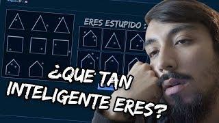 ¿QUE TAN INTELIGENTE SOY? | Test de IQ