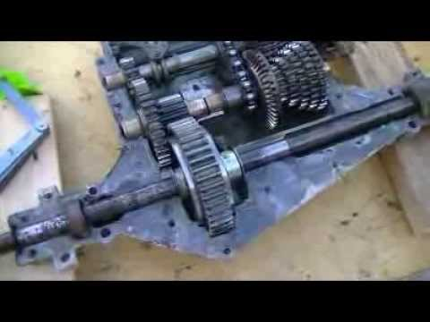 Locking A Peerless Transaxle    The Doc Locker! Video Added 2/23/14