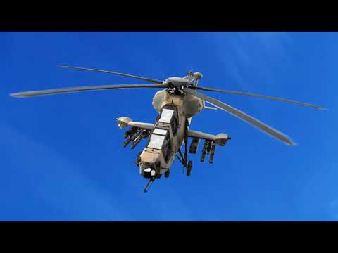 TURKEY / Helicopter Projects T-129 And T-625