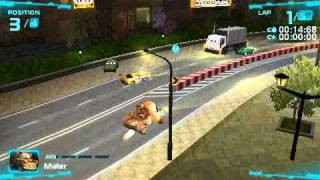 (PSP) Cars 2 The Video Game Gameplay(The game wasn't that good, I was surprise that the game wasn't like the first 2, The only thing I like about the game is it has many characters from the movie, ..., 2011-11-07T01:36:26.000Z)