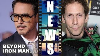 Robert Downey Jr, beyond Avengers 2! Tim Blake Nelson is Mole Man! - Beyond The Trailer