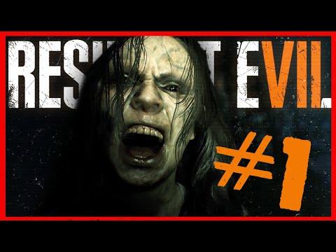 АБАСРАЦЦА! Я решился на прохождение Resident Evil 7. НАЧАЛО.